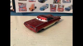 Disney Cars Old School Ramone Review (Wayback Wednesday #8)