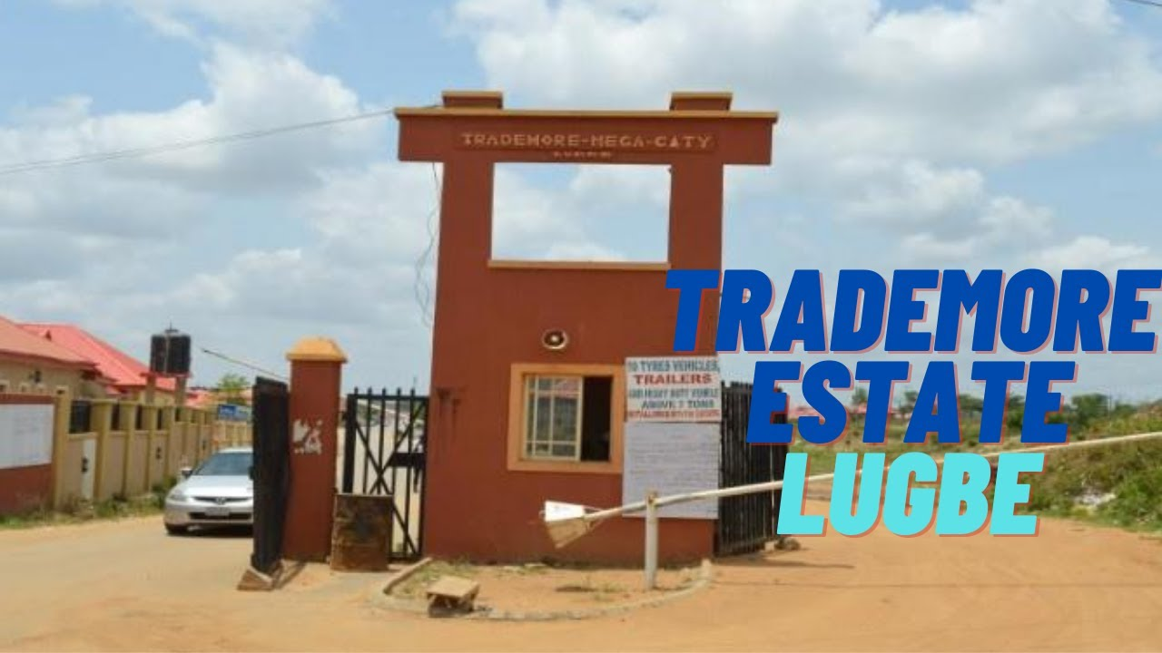 Airport road to Trademore Estate Abuja City