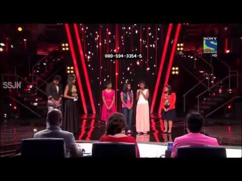 Nithyashree Indian Idol Junior For Result