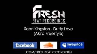 Sean Kingston - Dutty Love (Akira Freestyle)