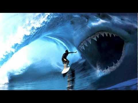 megalodon d shark week mix 2012 youtube