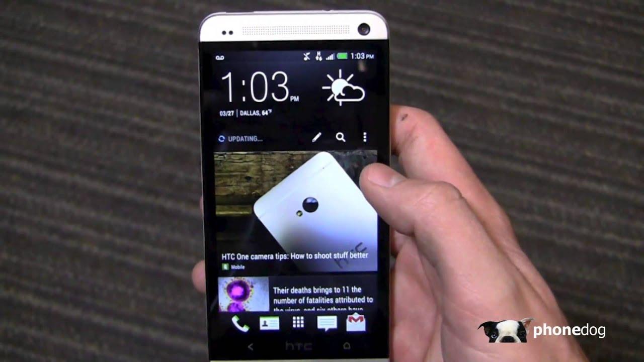 HTC One Challenge, Day 16: BlinkFeed