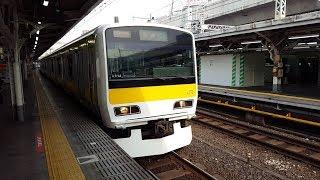 E231系 A514編成 神田駅到着~発車 '19.02.07