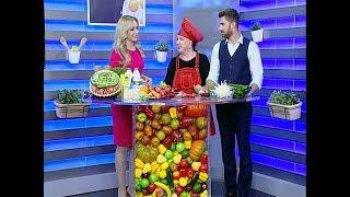 Мастер по карвингу Ирина Кусмарцева: фрукты на столе всегда выглядят красиво