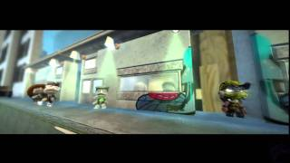 LBP2: Incredible Hulk (FILM) by ARNIEBOY74