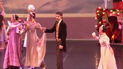 Noche Mágica en la CCE con el Ballet Ecuatoriano de Cámara