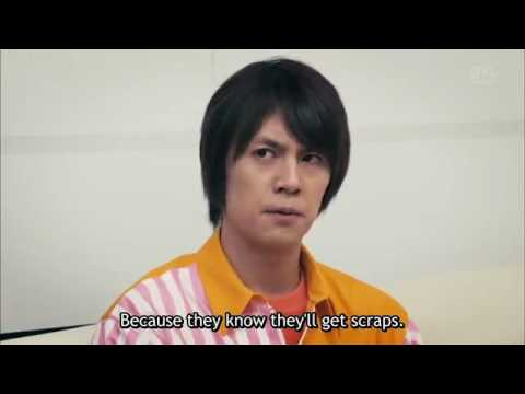 Japanese Comedy Drama | Mr Nietzsche in the Convenience Store eps 6 (eng sub)