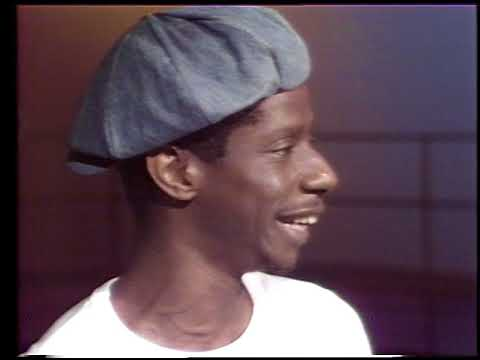 American Bandstand 1975- Interview Jimmie Walker