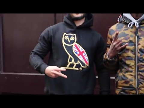 DRAKE OVO LONDON STORE OPENING - THE MOST ORGANISED DROP EVER!