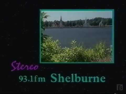 CKBW South Shore Radio Promo 1990 Nova Scotia