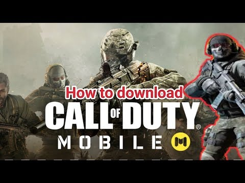 How to download Call Of Duty in android.