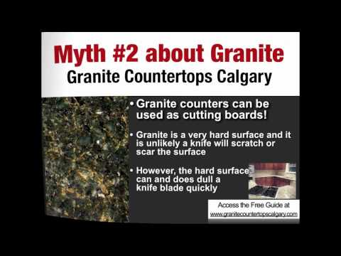 Granite Countertops Calgary Can You Use Granite As A Cutting, Kitchen Ideas
