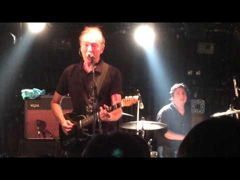 Hugh Cornwell - Peaches (Tokyo, 5th May 2015)