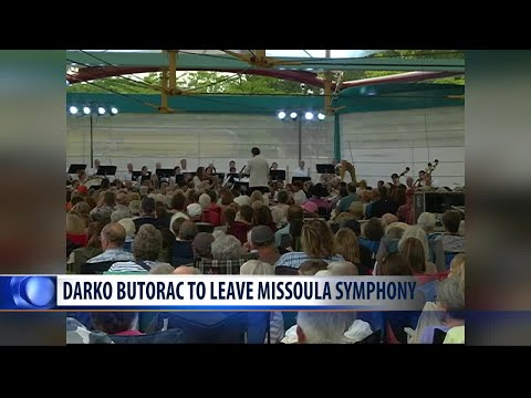 Missoula Symphony Conductor To Leave