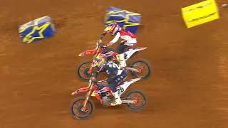 450SX Main Event highlights - Arlington