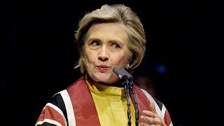 Hillary Clinton gives view on Brexit thumbnail