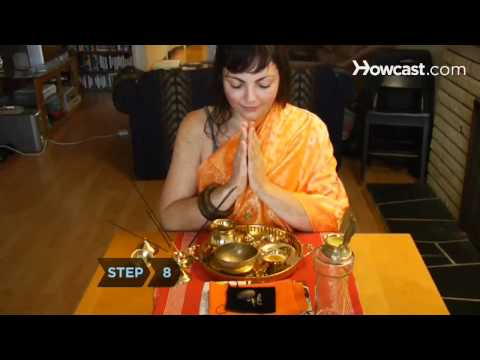 How To Have A Puja At Home