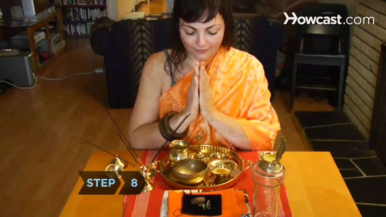 how to have a puja at home youtube