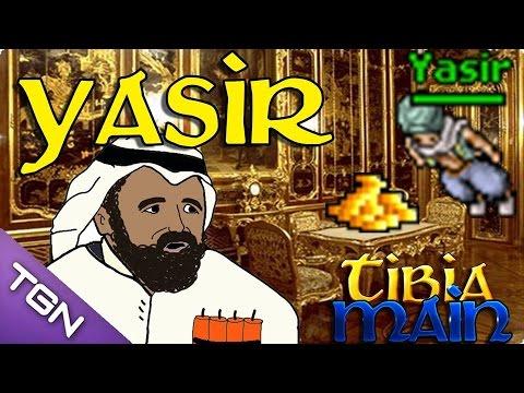 Yasir l Oriental Trader l Tibia EN ESPAÑOL #Tibia