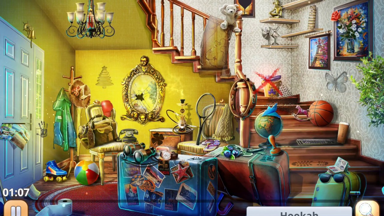 Hidden Object Adventure Games Mystery Case Free