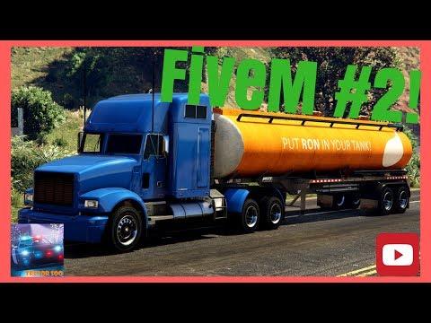 Fivem Fuel Mod