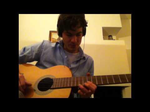 Paradise Coldplay acoustic interpretation