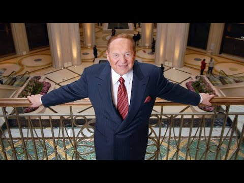 Las Vegas Sands Chairman And CEO Sheldon Adelson Dies At Age 87