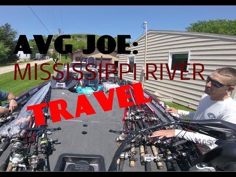 AVG JOE: Mississippi Travel Episode. Breakdown, Come Hang, Fun times on FLW TOUR