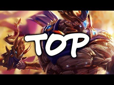Top 20 TOP LANER Plays #08 | League of Legends
