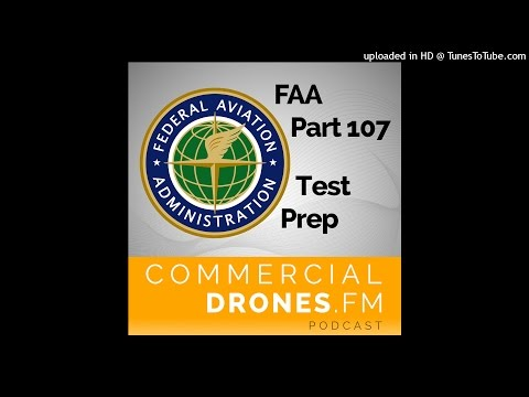 #006 - FAA Part 107 Test Prep and Study Guide for Drone Pilots