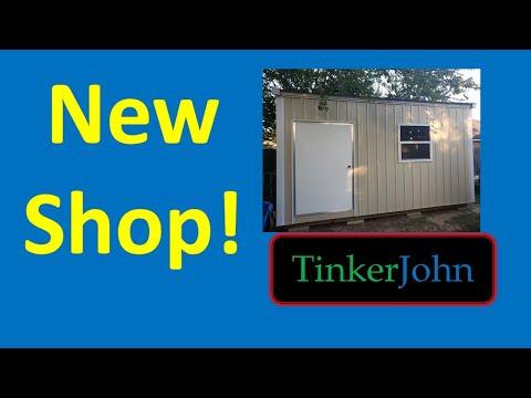New Shop Pt  1