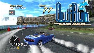 Outrun Online Arcade  - Goal A (PS3)