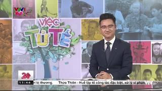 Trào lưu Lì xì hạt giống trên VTV24 - GIEO