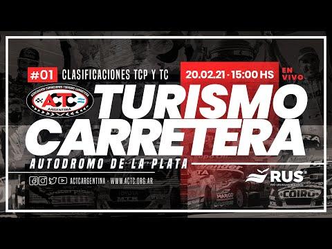 01-2021) La Plata: Sábado Clasificaciones TCP y TC