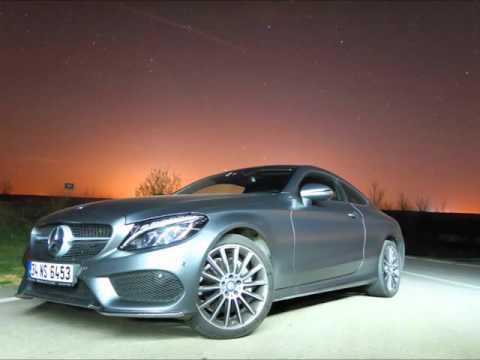 Mercedes-Benz C 180 Coupe performans testi (0-100, 100-0 km/h)