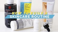 How to Build a Beginner Skincare Routine   All Skin Types