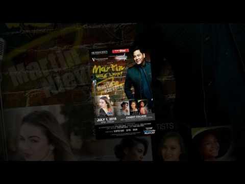 Martin Nievera Live in Hayward, California | Martin Was Here