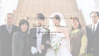 結婚式 プロフィールビデオ JUJU『やさしさで溢れるように』カバーver Aプラン thumbnail