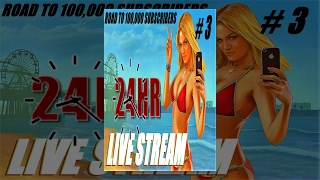 GTA 5 : 24 HOUR LIVE STREAM - GTA 5 OPEN LOBBIES W/ SPECIAL GUEST - PLAYSTATION 4 - part #3