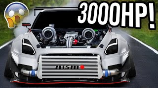 The CRAZIEST TURBOS you'll EVER see! [2-Step & Anti-Lag]