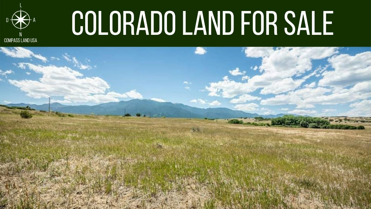 SOLD By Compass Land USA - 0.5 Acres Land for Sale in Colorado City Pueblo County CO