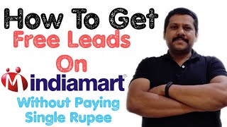 How To Get Free Leads On Indiamart For Wholesale Business screenshot 4