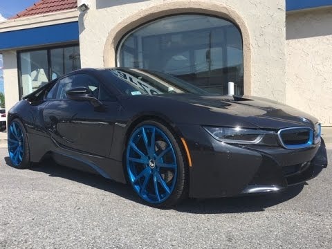 2014 Bmw I8 Used Cars Baltimore Maryland Carzone Usa Youtube