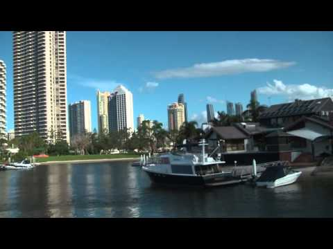 Gold Coast waterfront homes