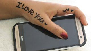 مقاطع تجميع كتابة عبارات ورسوم جميلة على اليد تعلمي Youtube