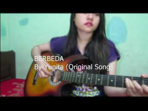 BERBEDA (original song)  by yunita raga