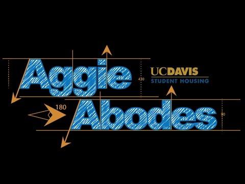 Aggie Abodes - Mahogany Hall, Triple Room - UC Davis Dorm Tour - Tercero