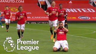 Bruno Fernandes free kick makes it 5-2 to Manchester United   Premier League   NBC Sports