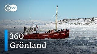 #360° Video: Eisiges Grönland | DW Reise