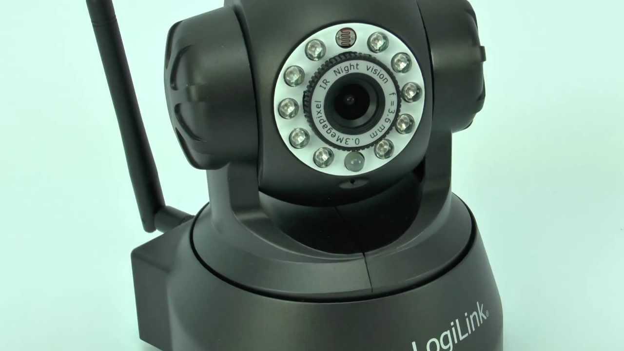 Quick Start Einrichtung: IP-Kamera LOGILINK WC0030A